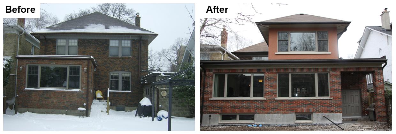 Custom Home Additions In Toronto