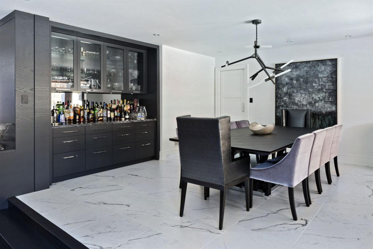 modern home dining rooms. Contrary To Popular Belief, Dining Rooms Are Making A Comeback In Modern Hones. 73% Of Responses The Home Buyer Reference Survey January 2017 Viewed