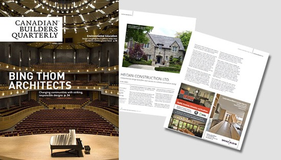 Canadian Builders Quarterly