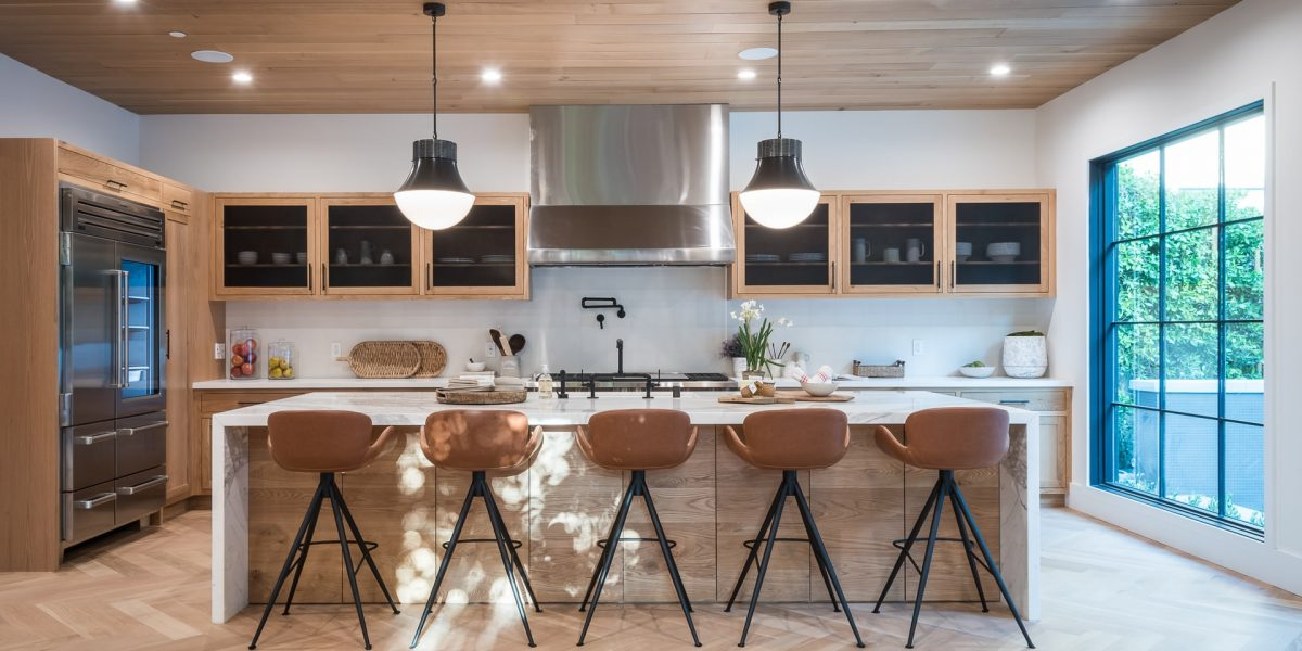 Get the Modern Kitchen You Deserve with a Kitchen Remodel
